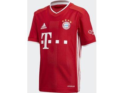 """ADIDAS Kinder Trikot-Set """"FCB Home Mini-Kit Saison 2020/2021"""" Replica Rot"""