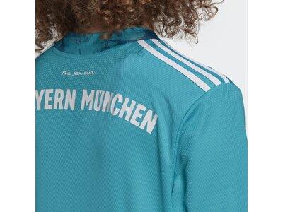 ADIDAS Herren FC Bayern München Torwarttrikot Blau