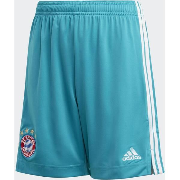 ADIDAS Kinder FC Bayern München Torwartshorts