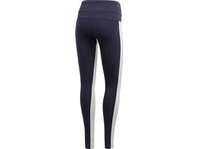 adidas Damen Key Pocket Tight Blau