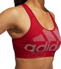 ADIDAS Damen Don't Rest Alphaskin Badge of Sport Sport-BH