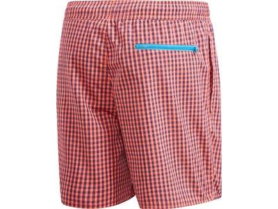adidas Herren Check CLX Badeshorts Pink