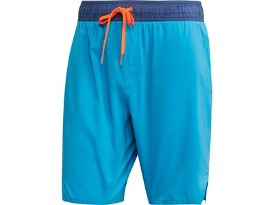 adidas Herren Colorblock Tech Shorts Blau