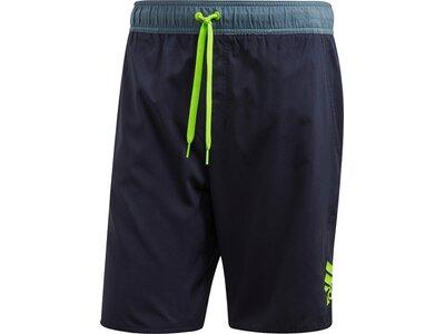 adidas Herren Colorblock Tech Shorts Schwarz