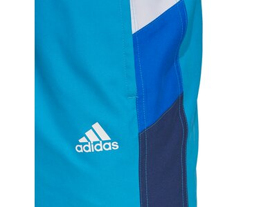 adidas Herren Colorblock CLX Badeshorts Blau