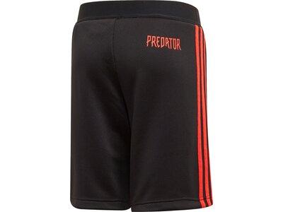 ADIDAS Kinder Predator 3-Streifen Shorts Schwarz