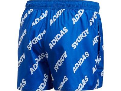 ADIDAS Herren Badeshorts ADI CLX SH VSL Blau
