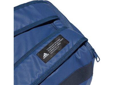 adidas 4ATHLTS ID Duffelbag M Blau