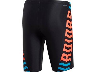 ADIDAS Herren Tight FIT LINEAGE JAM Schwarz