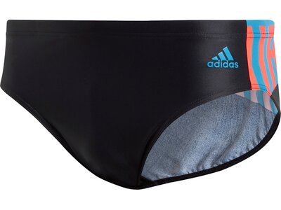 ADIDAS Badehose FIT LINEAGE TR Schwarz
