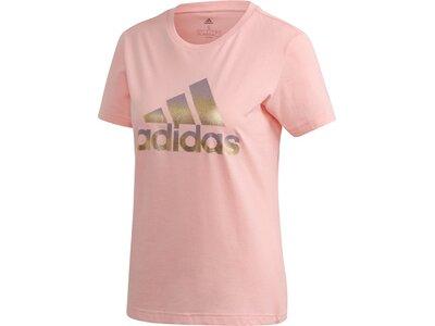 ADIDAS Damen Shirt MHG BOSFoil T Pink