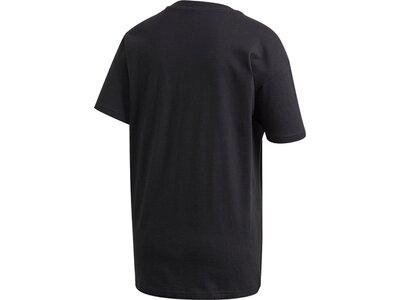 ADIDAS Damen Shirt MHE GR Schwarz