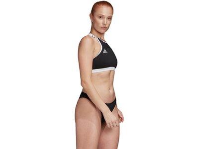 ADIDAS Damen Bikinioberteil DRST VOLLEY Schwarz