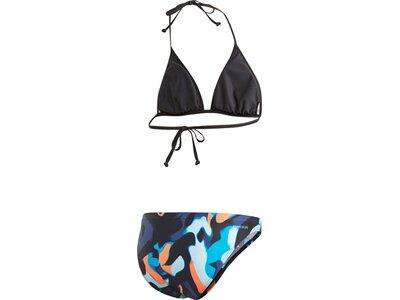 adidas Damen Primeblue Bikini Silber
