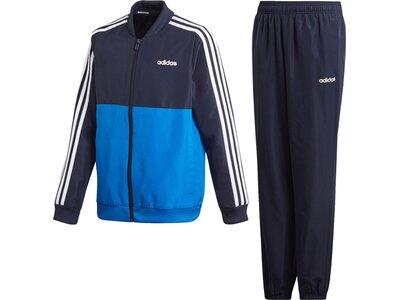 ADIDAS Kinder Trainingsanzug Blau