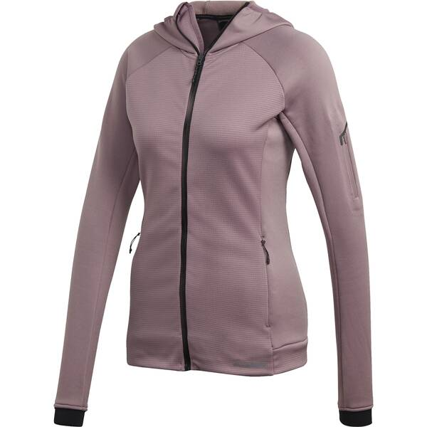 adidas TERREX Damen STOCKHORN HOODED FLEECEJACKE