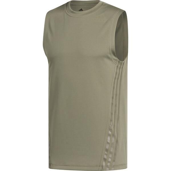 ADIDAS Herren Shirt AERO 3S SL