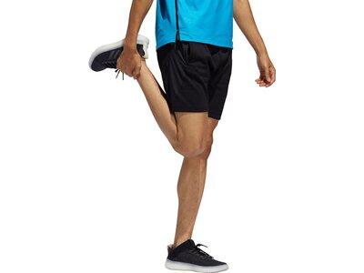 adidas Herren 4KRFT Primeblue Shorts Schwarz