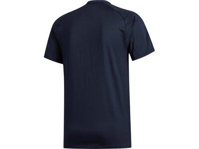 adidas Herren Hyper T-Shirt Blau