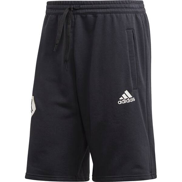 ADIDAS Herren Shorts TAN Sweat Logo