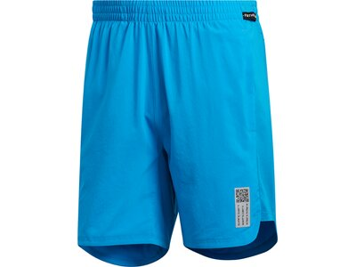 ADIDAS Herren Laufshorts SATURDAY Blau