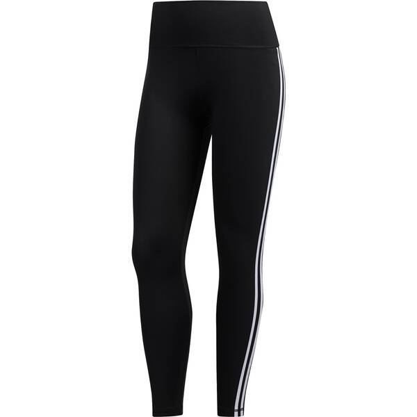 adidas Damen Believe This 2.0 3-Streifen 7/8-Tight