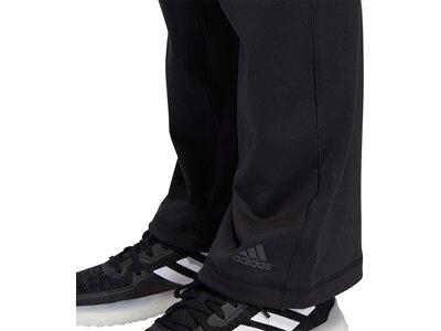 adidas Damen Believe This Shavasana Hose Schwarz