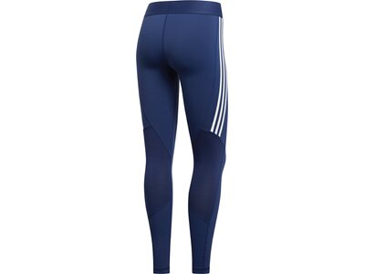 ADIDAS Damen Tight ASK SP 3S L T Blau