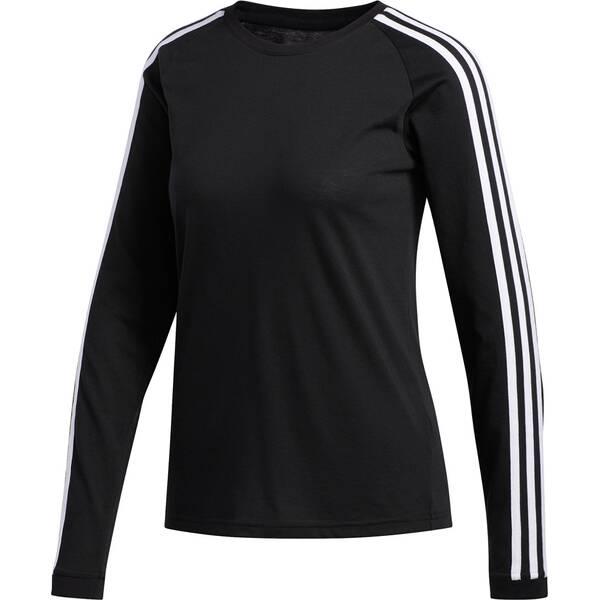 ADIDAS Damen Shirt 3S LS