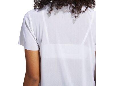 adidas Damen Shavasana T-Shirt Weiß