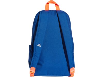 adidas Classic Badge of Sport Rucksack Blau