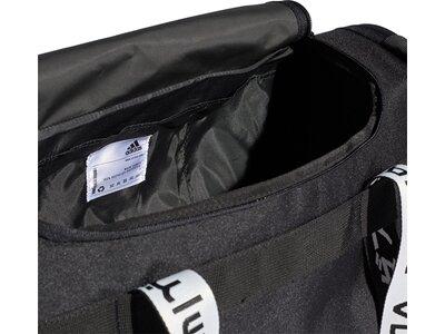 adidas 4ATHLTS Duffelbag S Schwarz