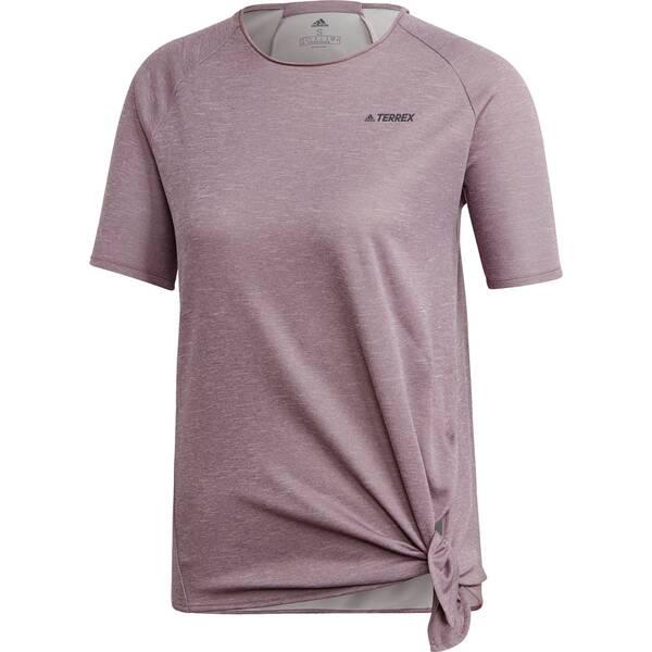 ADIDAS Damen Shirt Hike