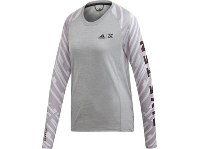 adidas FIVE TEN Damen TRAILCROSS LONGSLEEVE Grau