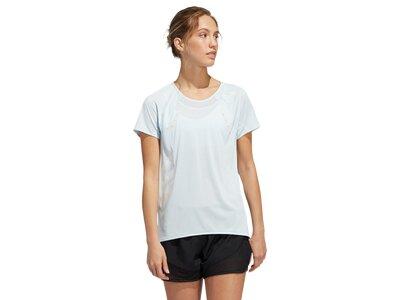 "ADIDAS Damen Laufshirt ""Heat Ready Tee"" pink"