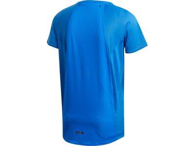 adidas Herren HEAT.RDY T-Shirt Blau