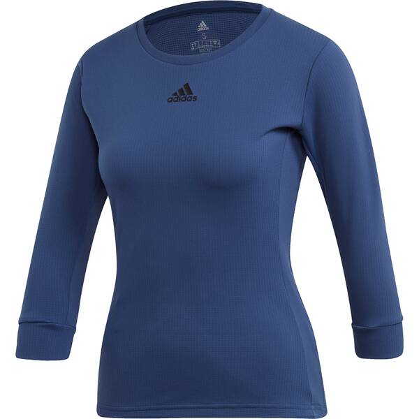 ADIDAS Damen Shirt 3/4TOP HEAT.RDY