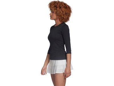 ADIDAS Damen Shirt HEAT.RDY Schwarz