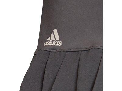 adidas Damen Primeblue Match Skort Grau