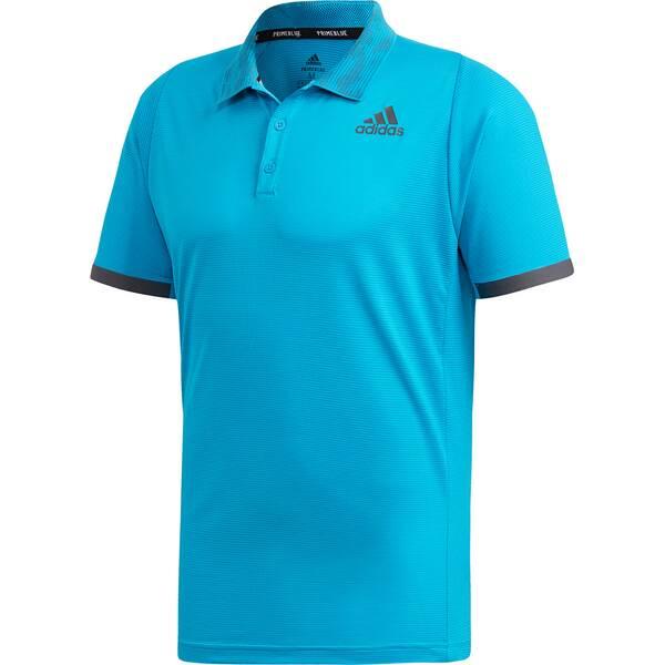 adidas Herren FreeLift Primeblue Poloshirt