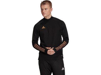 ADIDAS Fußball - Teamsport Textil - Sweatshirts Condivo 20 Ult W Sweatshirt Schwarz