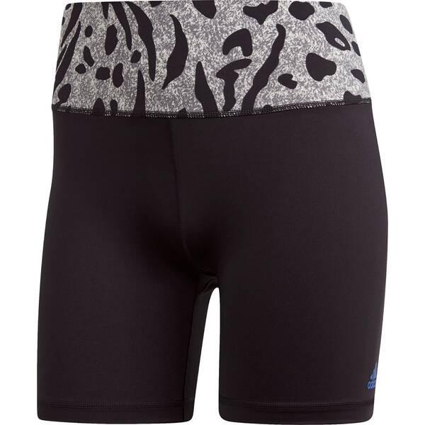 Hosen - ADIDAS Damen Shorts BT HR AIQ2 › Schwarz  - Onlineshop Intersport