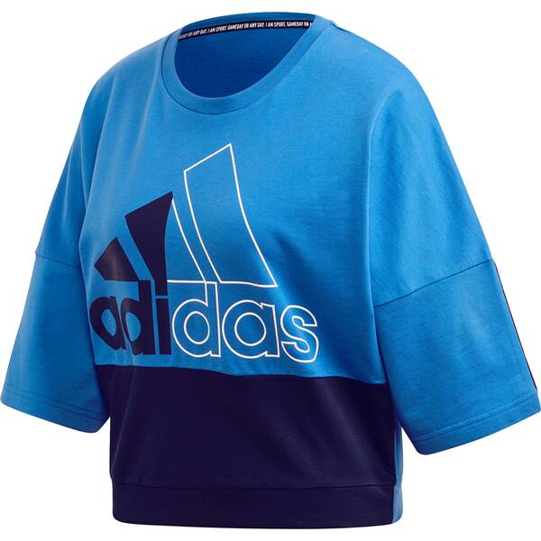 adidas Damen Must Haves Colorblock Sweatshirt