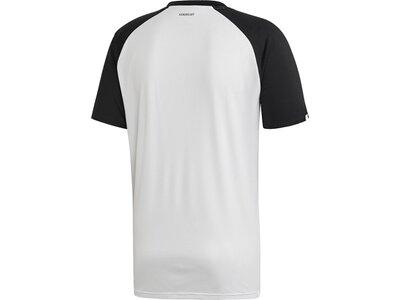 adidas Herren Club T-Shirt Grau