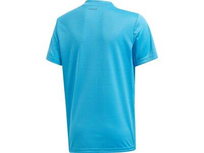 ADIDAS Kinder Shirt B CLUB 3STR Blau