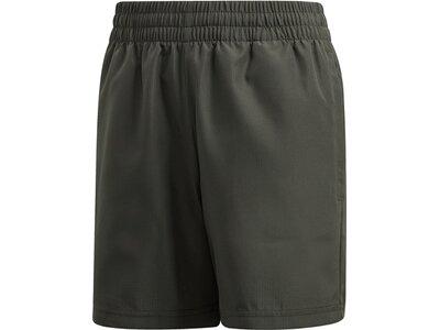 ADIDAS Kinder Shorts B CLUB Grau