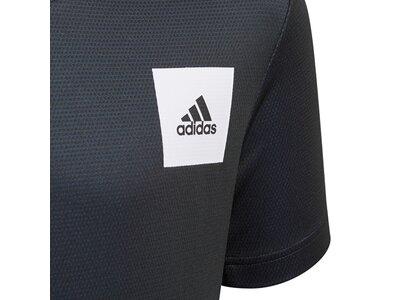 adidas Jungen AEROREADY T-Shirt Grau