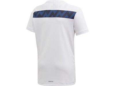 ADIDAS Kinder T-Shirt XFG Grau