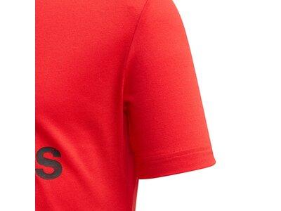 ADIDAS Kinder T-Shirt Prime Rot