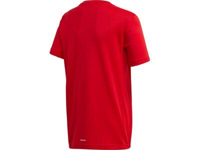 adidas Jungen Bold T-Shirt Rot